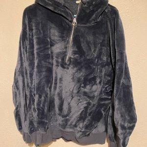 Express oversized hoodie